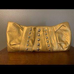 Fabulous Gold Clutch